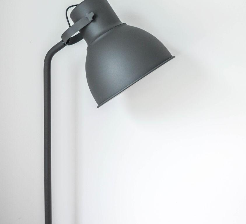 Graphic design stylish lamp (Demo)